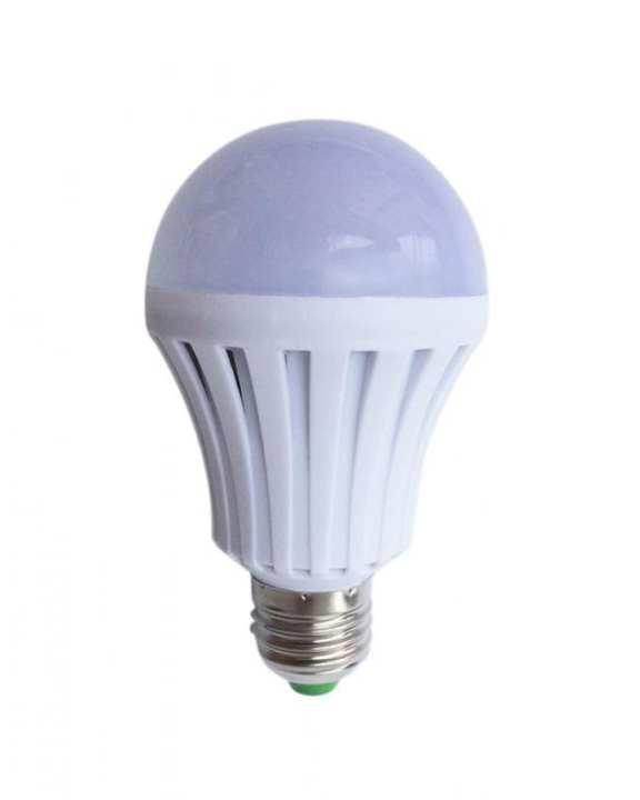 Led intelligent emergency bulb (12 watt) - White