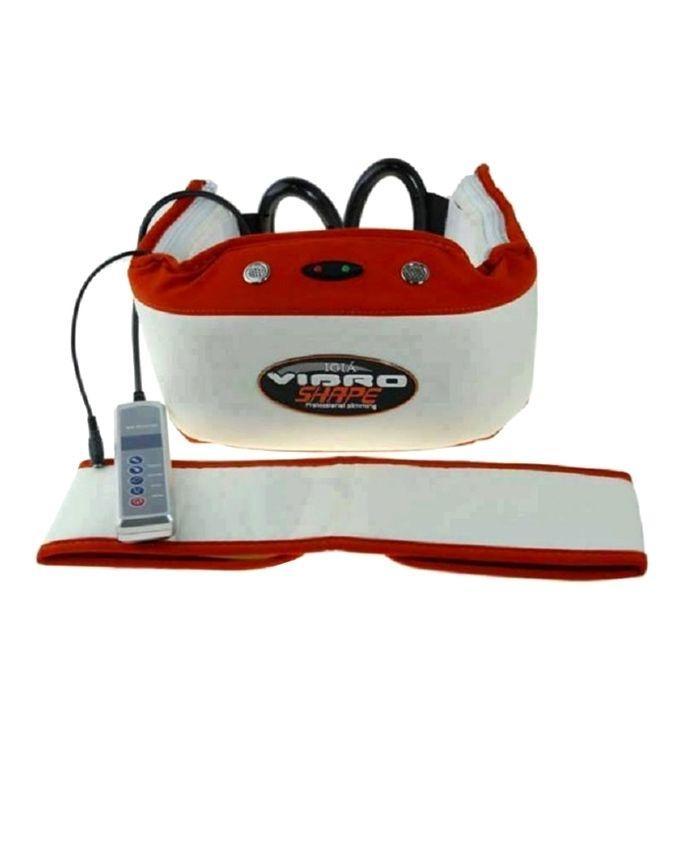Vibro Slimming Belt – White
