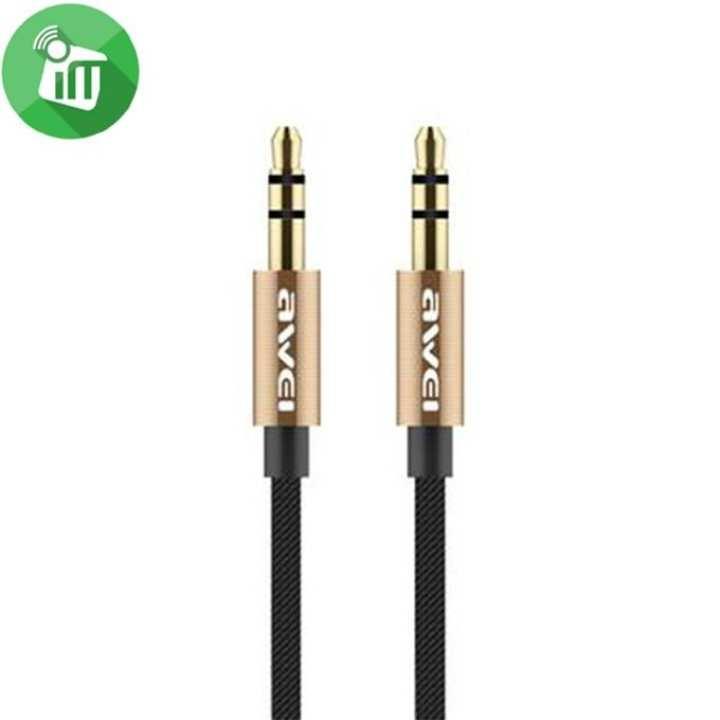 Aux 001 Cable - Golden
