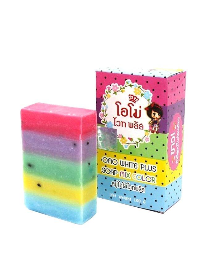 Omo White Plus Soap - 100gm