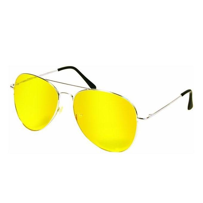 Night Vision Glasses – Yellow