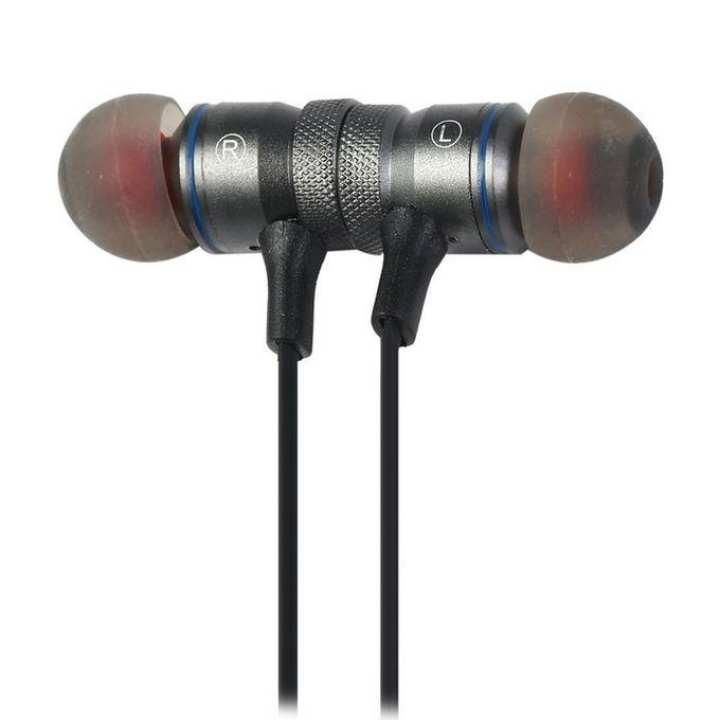 Wireless Bluetooth Smart Sports Stereo Earphone - A920BL - Gray