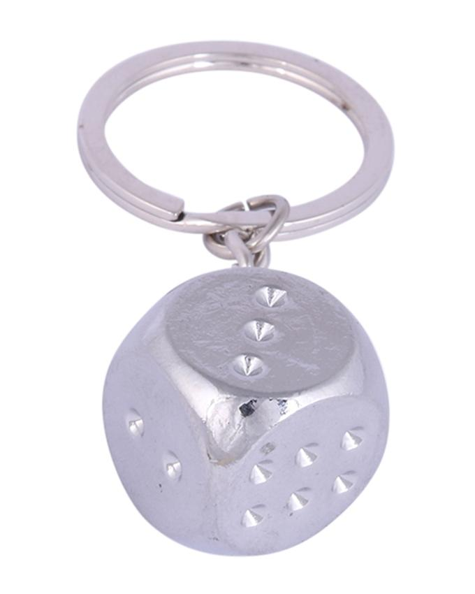 Key Ring - Silver