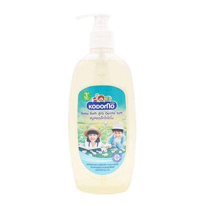 Gentle Soft Bath Lotion For Baby - 400ml