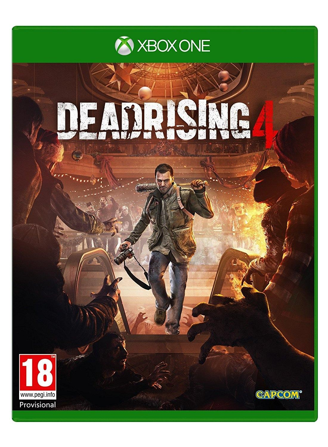 Dead Rising 4 Gaming CD for Xbox One