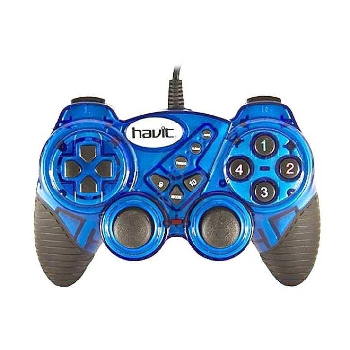 HV-G92 - USB Game Pad - Blue