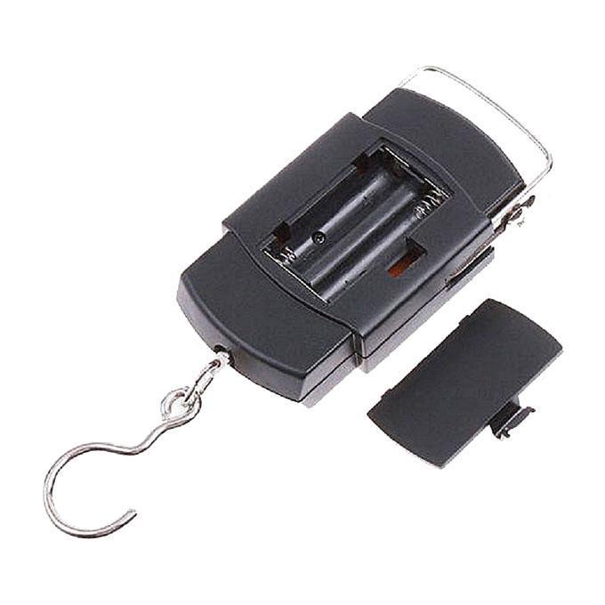 Electric Portable Scale - Black