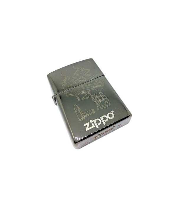 Lighter Authority Zippo Windproof Classic Lighter 188 - Grey