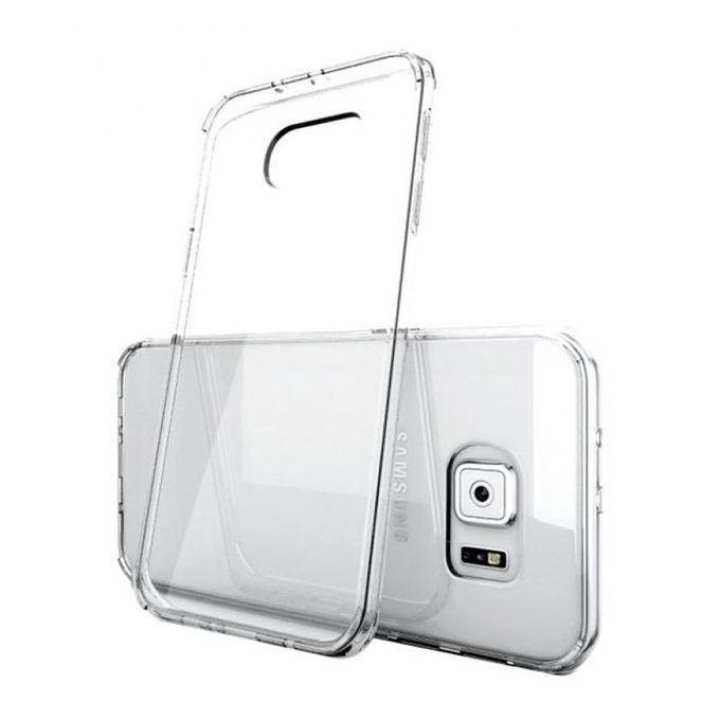 Galaxy S7 Edge Clear Hard Case Cover - Transparent