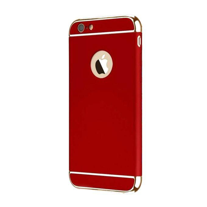Lingpai Series Back Case For Iphone 6 Plus and 6S Plus - Red