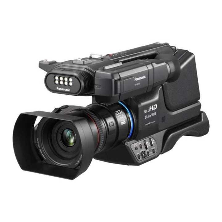 HC-MDH3 - HD Camcorder - 20x Optical Zoom - Black