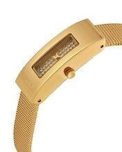 NY2110 Stainless Steel Analogue Watch - Gold