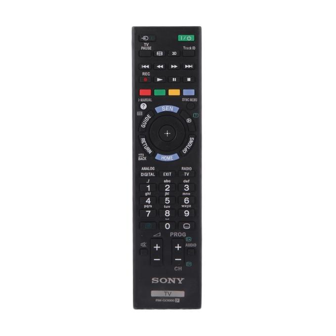 LCD/LED 3D Smart TV Remote For SONY TV - Black