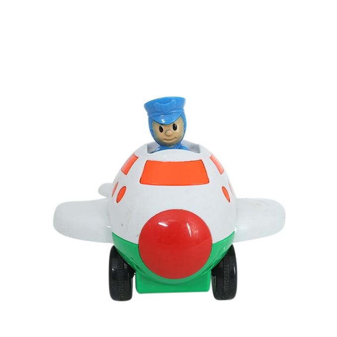 Toy Plane - Multi Color