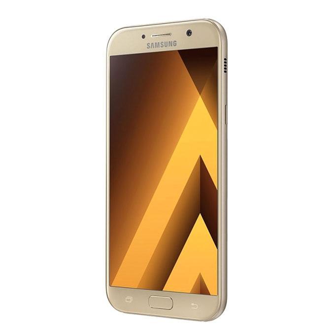 "Galaxy A7 (2017) Smartphone 5.7"" - 3GB RAM – 32GB ROM – Gold"