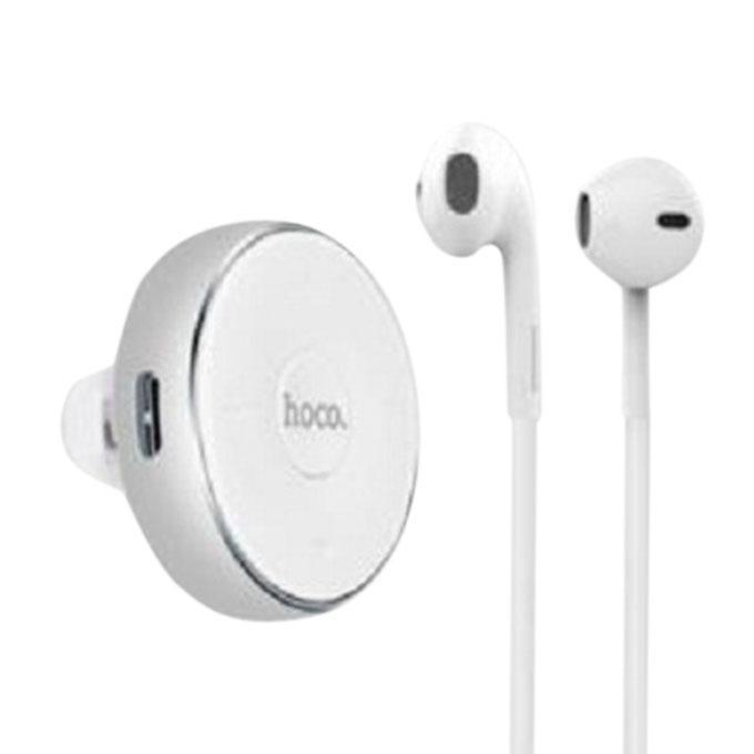 E11 - Wireless Bluetooth Earphones - Silver