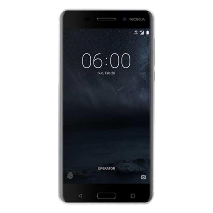 Nokia 6 Smartphone 32GB - Matte Black