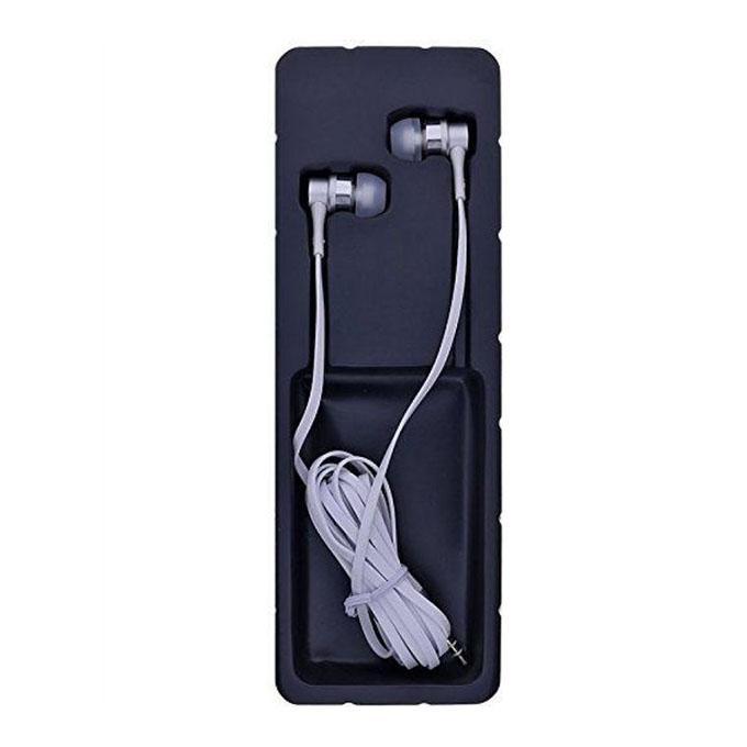 RM-535 In-Ear Earphone - Silver