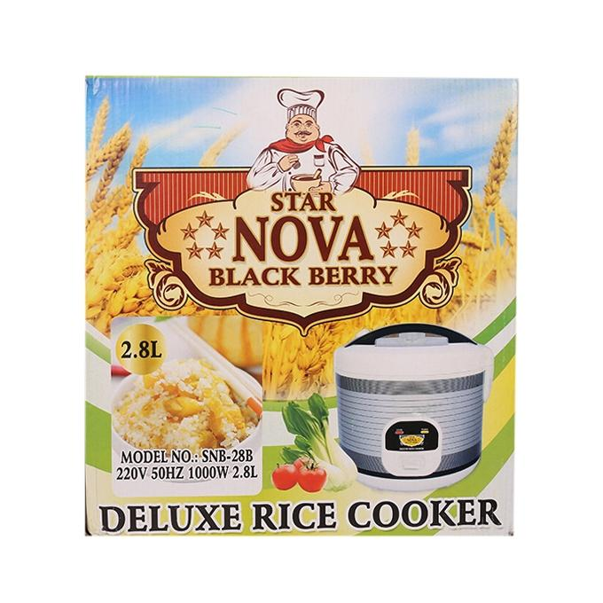 Deluxe Rice Cooker - Silver