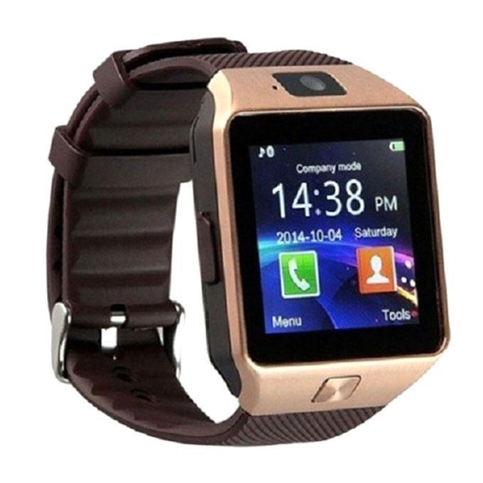 S1 Single SIM Smartwatch - Brown
