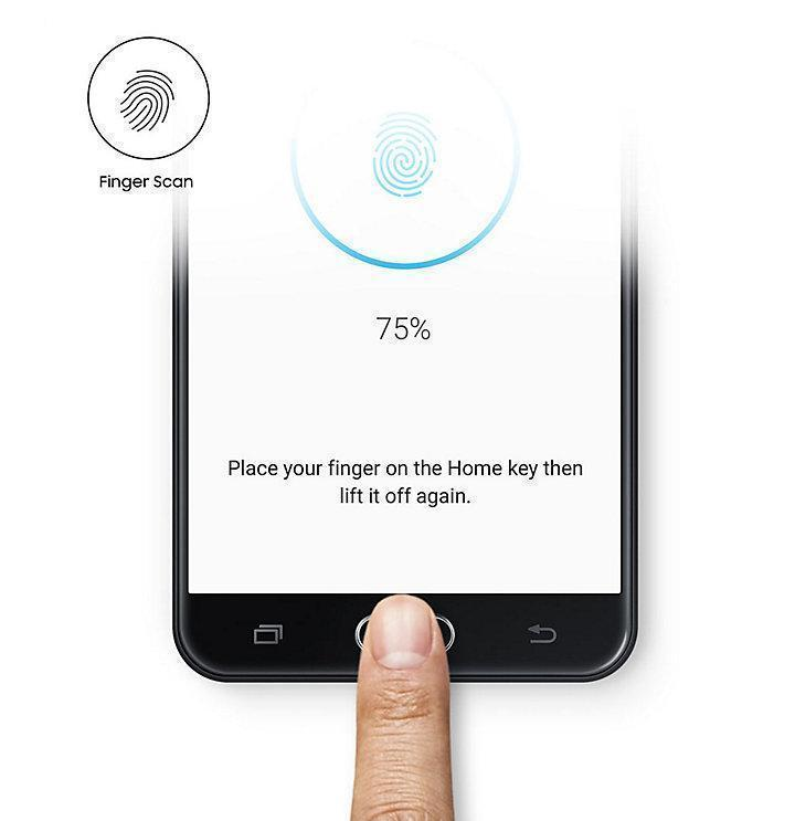 Galaxy j7 prime with extra safety