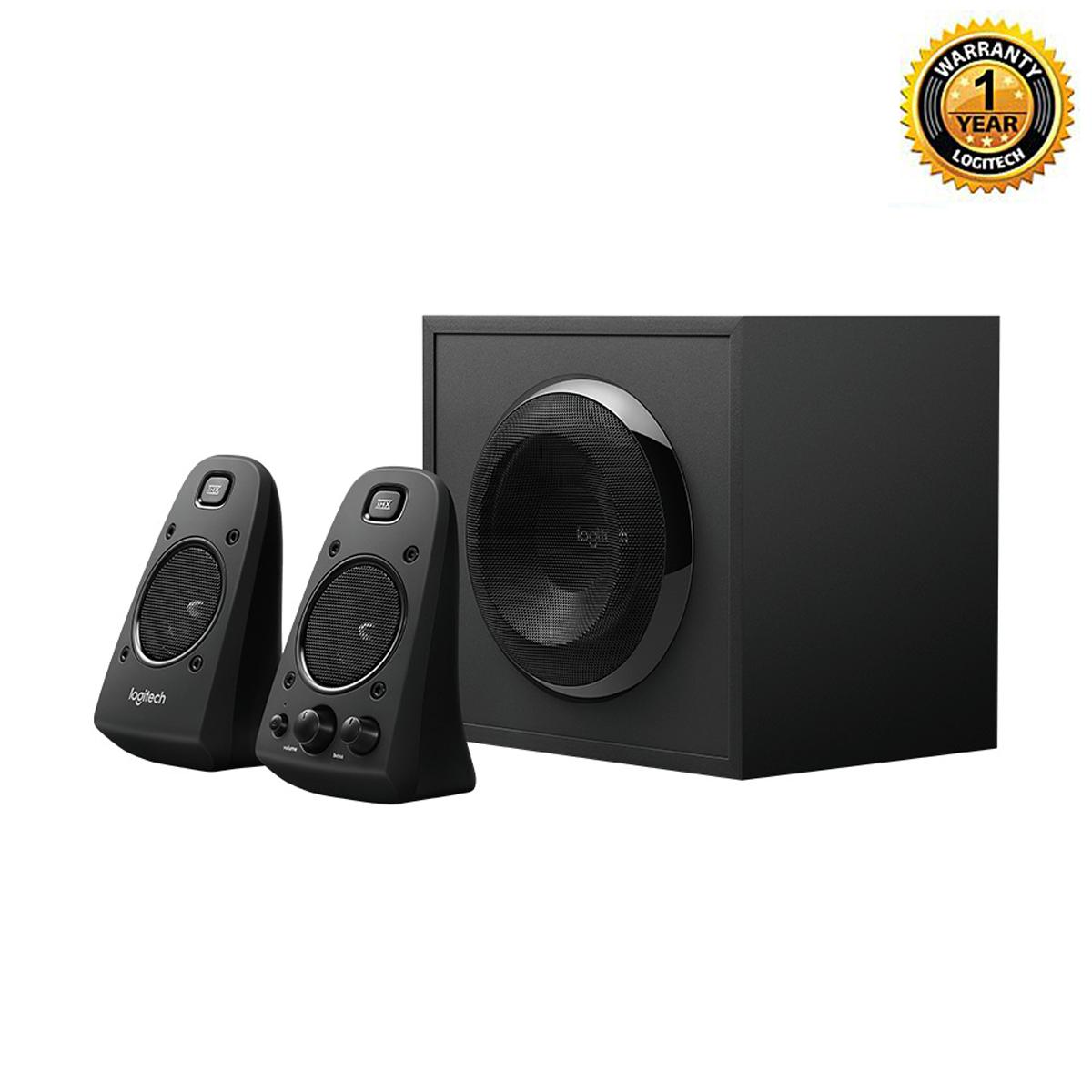 Buy Logitech Pc Soundbars At Best Prices Online In Bangladesh Z120 Usb Stereo Speaker For Laptop Notebook Z623 System With Sub Woofer Black