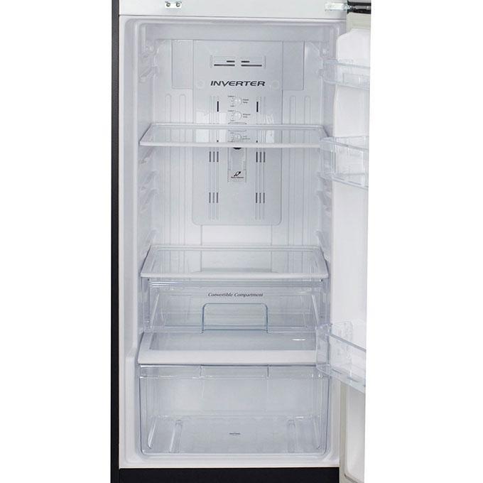 R-H270P4PBK Top Mount Refrigerator 253L - Black