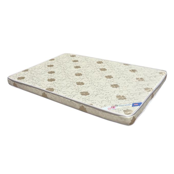 "Bengal Medicated Mattress (81""x66""x4"") - Multicolor"