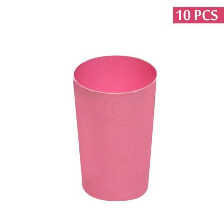Consumer Product Series - Combo of 10pcs Glass/TDCP-1 - Pink
