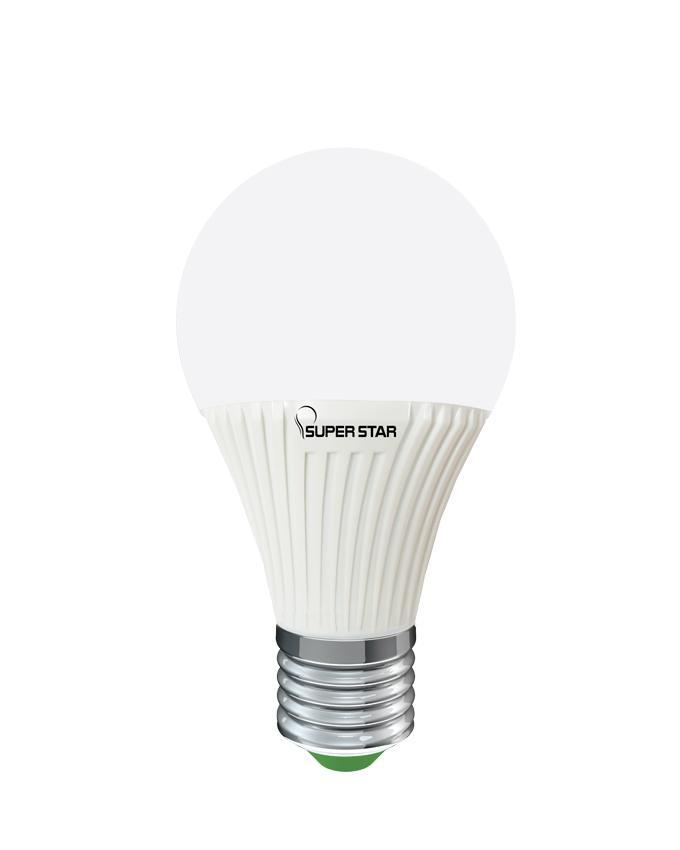 MW 12W~1.5W dl E27 LED Smart Lux Bulb - Daylight