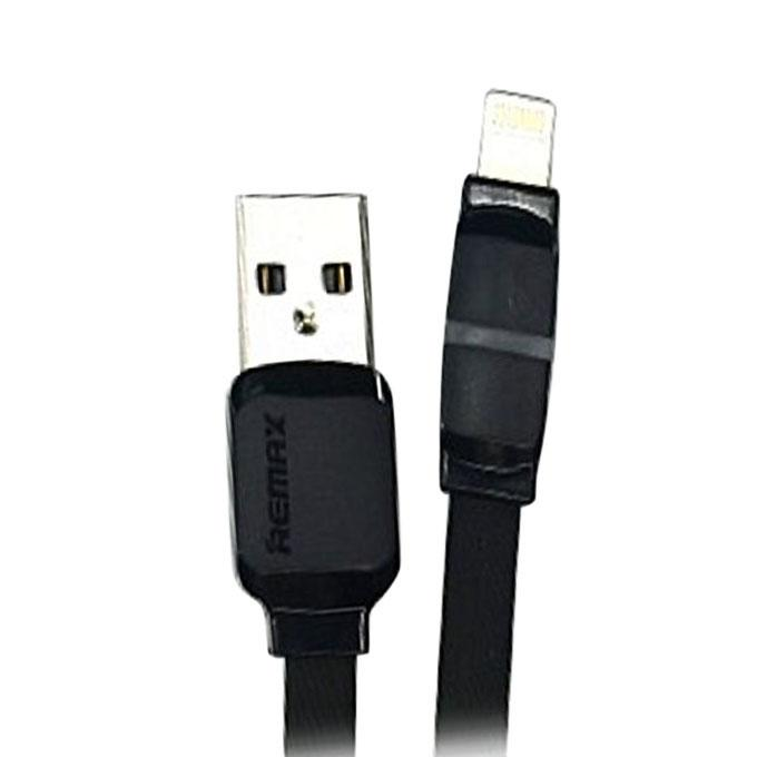 Rc029i USB Data Cable For iPhone - Black