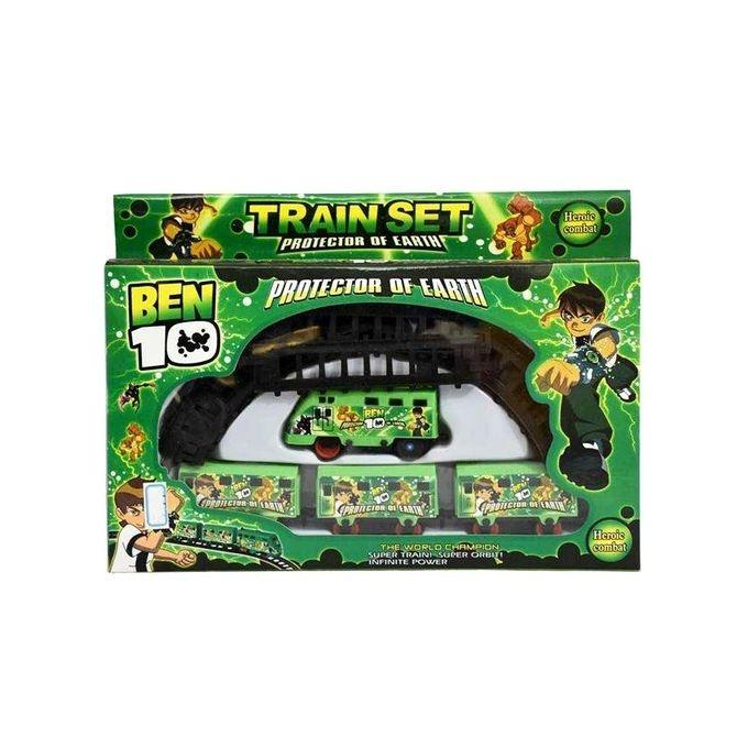 Baby Goods attery Operated Train Toy-Black