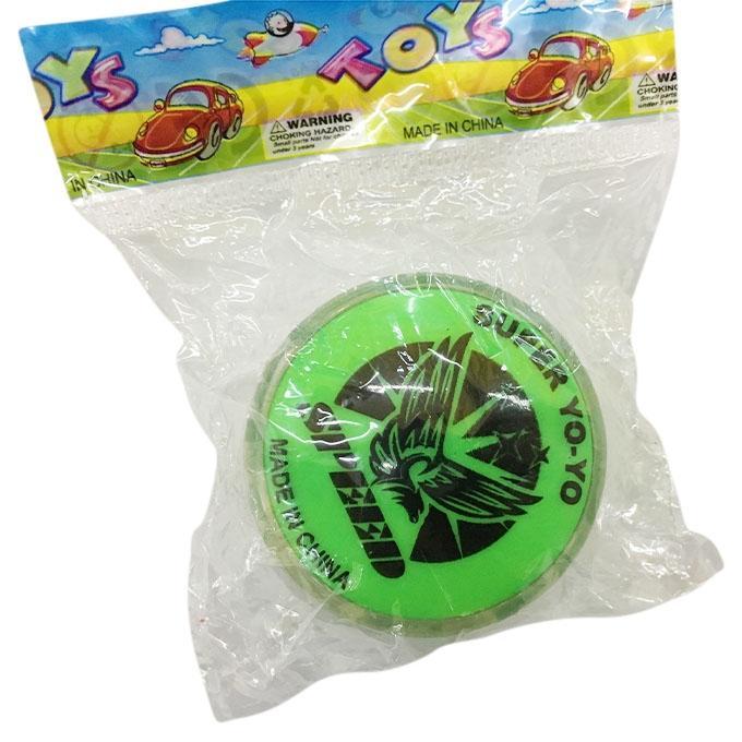 Super Plastic Yo Yo - Green