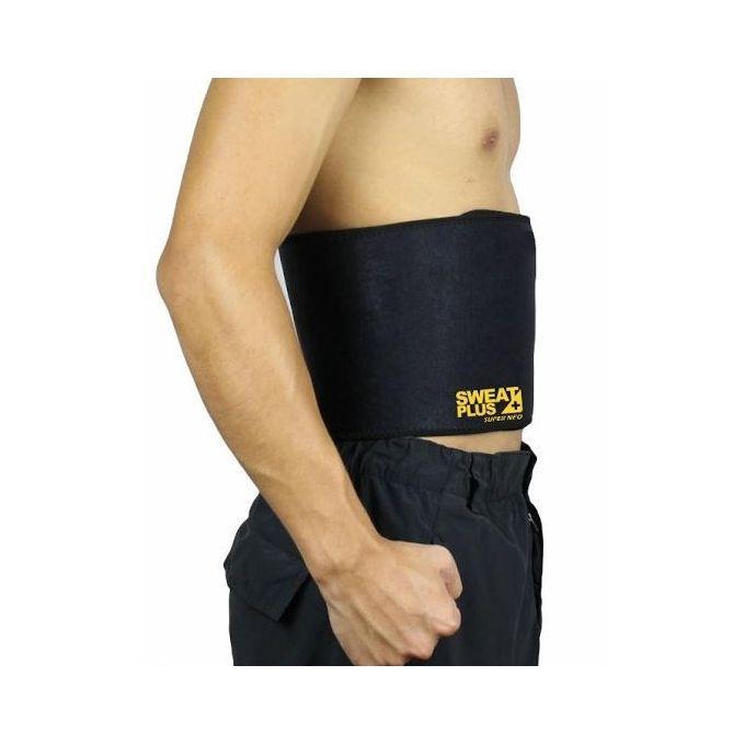 Sweat Slimming Belt - Black