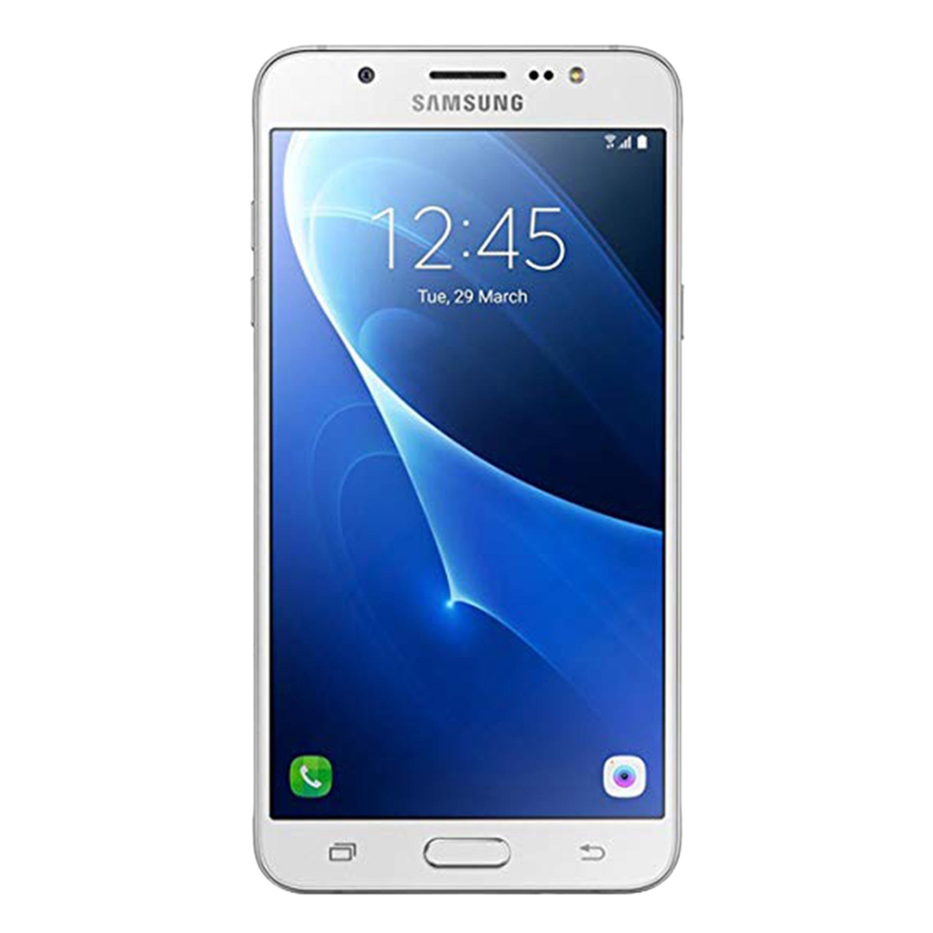 "Samsung Galaxy J7 2016 Smartphone 5 5"" 2GB RAM – 16GB ROM – White"