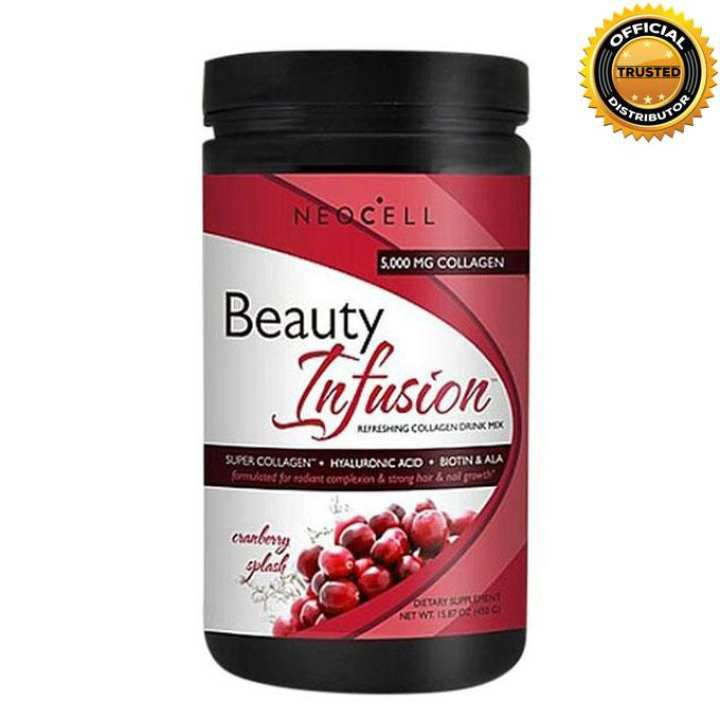 Beauty Infusion™ - Cranberry Cocktail