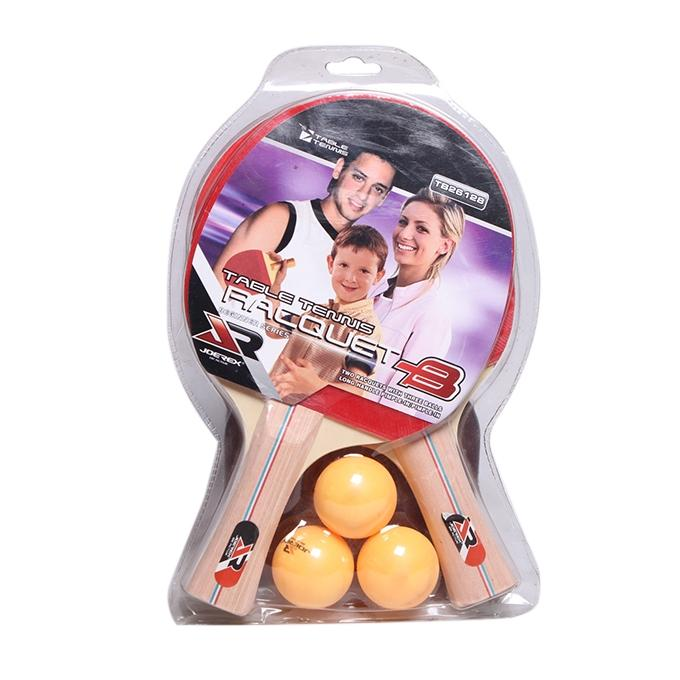 Table Tennis Bat - Red