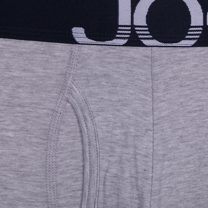 Light Gray Cotton Jocky Boxer Underwear For Men