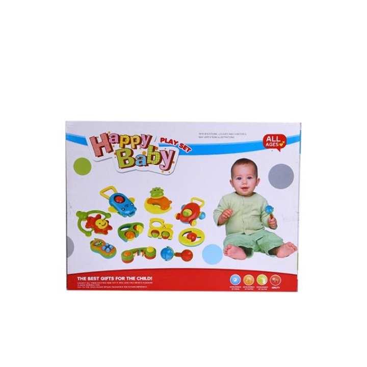 Happy Play Set - Multi-Color