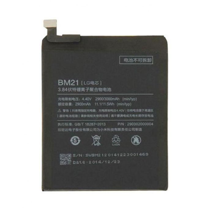 BM21 Battery for Mi Note - Black