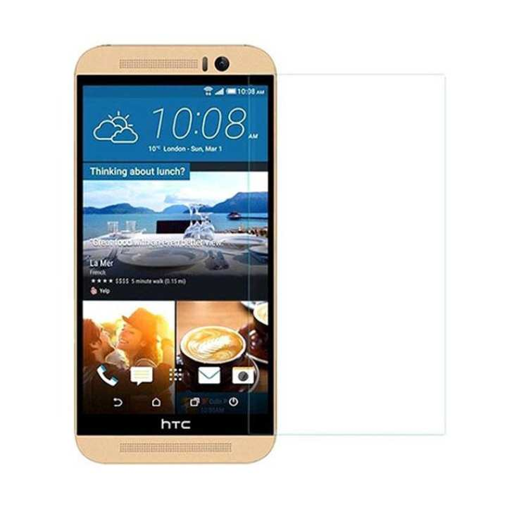 Tempered Glass Protector for HTC M9 - Transparent