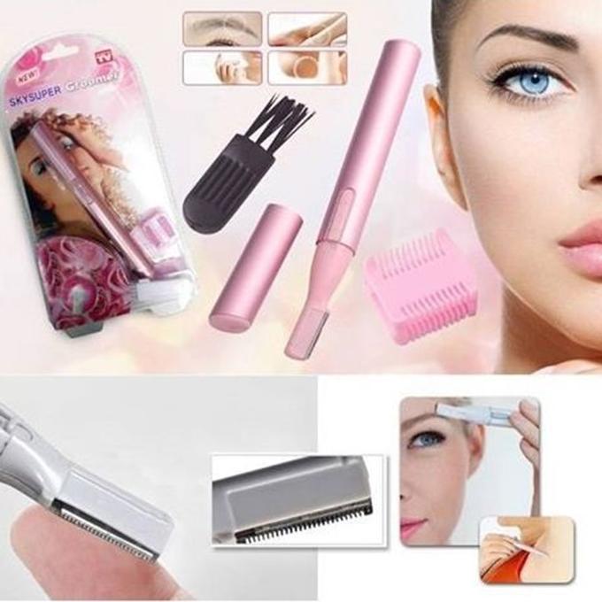 Facial Care Eye Brow Shaver - Rose Gold