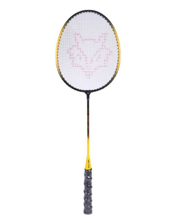 Badminton Racket - Black and Yelow
