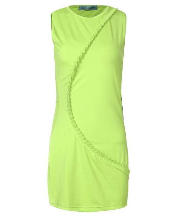 Knit Ladies Tops - Lemon