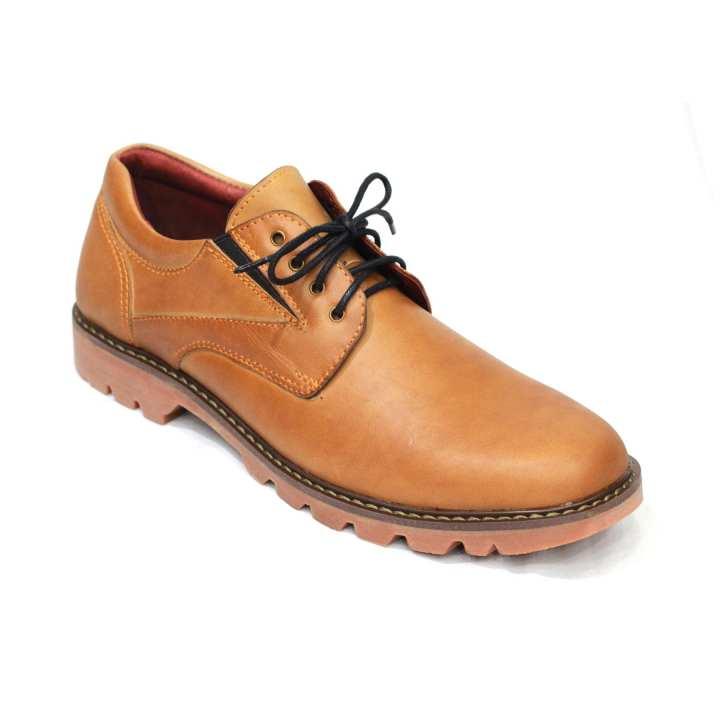 Full Leather Boot for Men