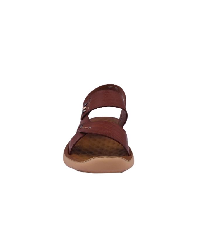PU Sandal For Men - Brown