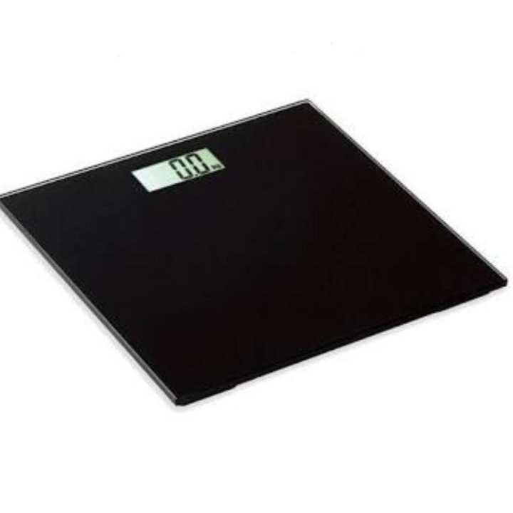 Bathroom Weight Scale - Black