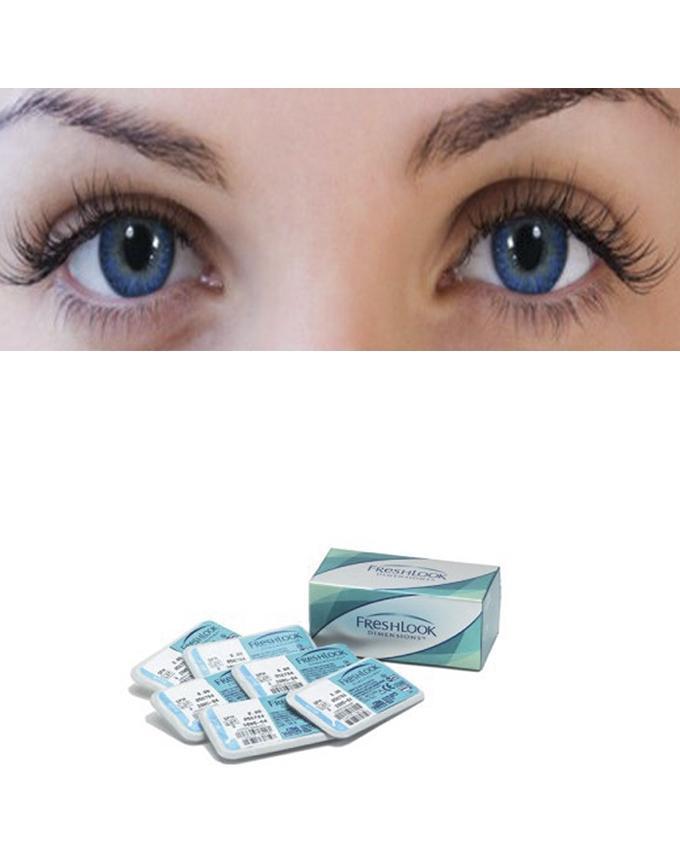 Fresh Look Contact Lens - True Sapphire