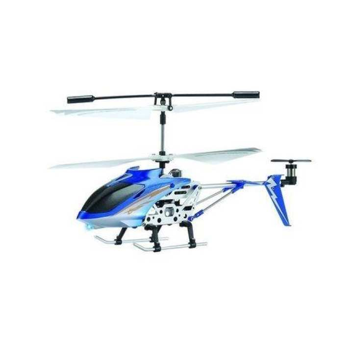 High Speed Swift S2 Helicopter - Blue