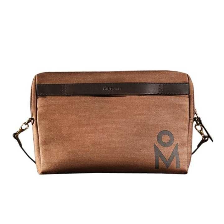 "Ethereal 13"" (Messenger Bag For Laptop - Sepia)"
